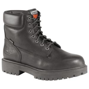 Timberland Men's Pro Waterproof 6 inch 200g Thinsulate Non-Safety Toe Work Boots