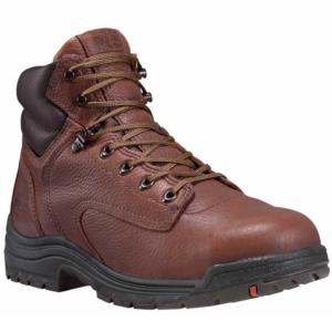 Timberland Men's Pro TiTAN 6 inch  Safety Toe Work Boots