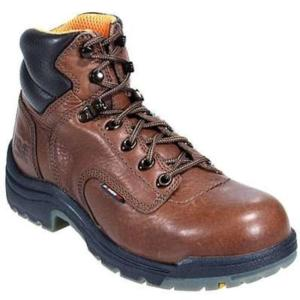 Timberland Women's 6 inch Titan Steel Toe  Work Boots