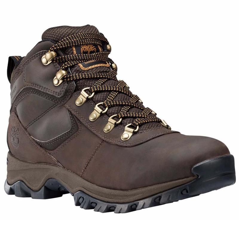 Timberland Men S Mt Maddsen Mid Waterproof Hiker Boot 2730r