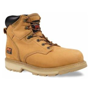 Timberland Men's Pro Pit Boss 6 inch Steel Toe Boots
