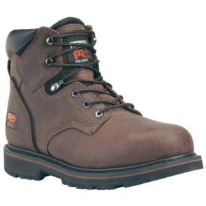 Timberland Men's Pro Pit Boss 6 inch Locohorse Steel Toe Boots