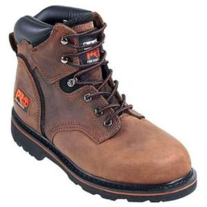 Timberland Men's Pro Pit Boss 6 inch Soft Toe Work Boots