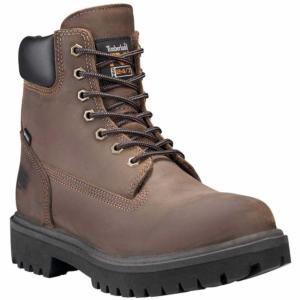 Timberland Men's Waterproof Insulated 6 inch Soft Toe  Boot
