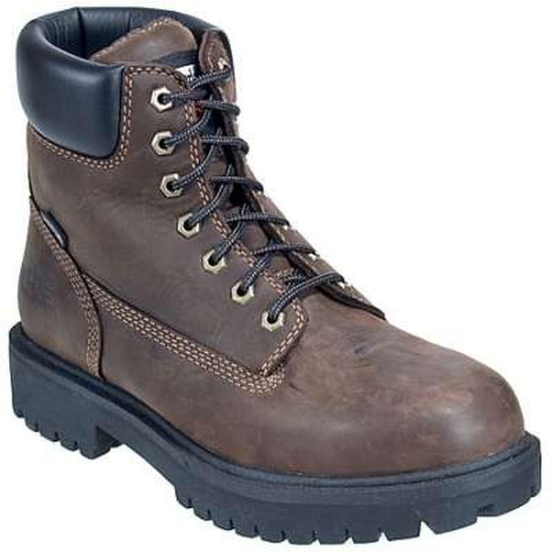 Timberland Men S 6 Inch Steel Toe Boots 38021
