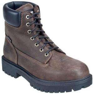 Timberland Men's 6 inch  Steel Toe  Boot
