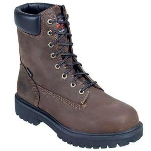 Timberland Men's Direct Attach 8 inch Soft Toe  Boot