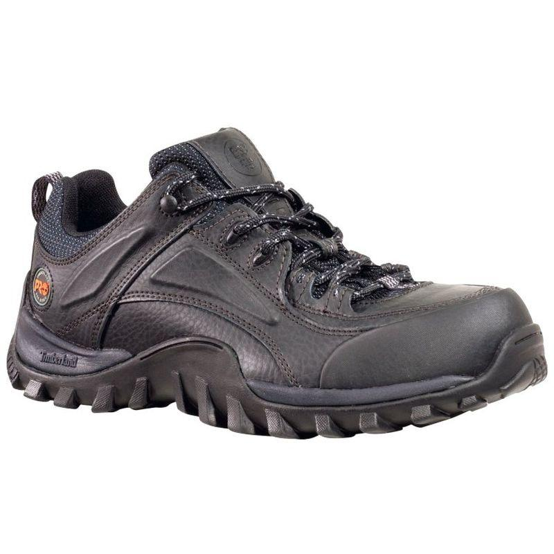 Timberland Men's PRO Mud Sill Low Steel Toe Work Shoe