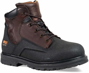 Timberland Men's Pro Power Welt 6 inch Steel Toe Boots