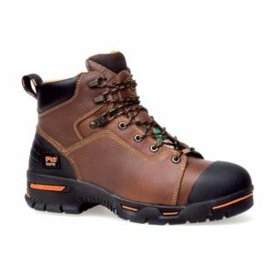 Timberland Men's Endurance 6 Inch Steel Toe Waterproof Workboot