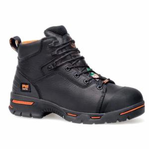 Timberland Men's Endurance 6 Inch Steel Toe Waterproof Work Boot