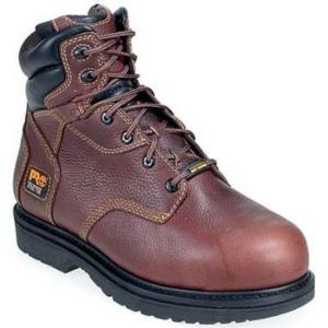 Timberland Men's Pro  6 inch Steel Toe Intramet Boot