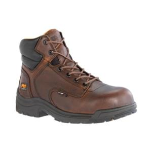 Timberland Men's PRO 6 inch Composite Toe  Metal Free  Work Boot