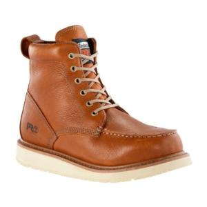 Timberland Men's Pro  6 inch Soft Toe Wedge Boot