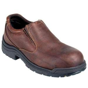 Timberland Men's PRO TiTAN  Steel Toe Slip-On  Work Shoe