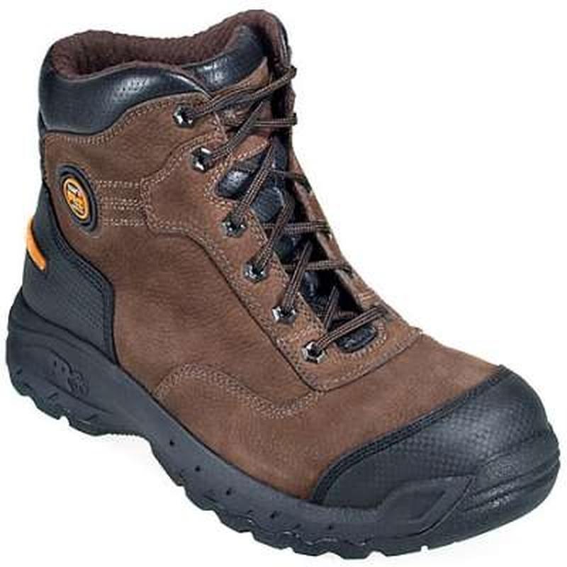 Timberland Men's Endurance 6 Inch TiTAN® XL Safety Toe Shoe