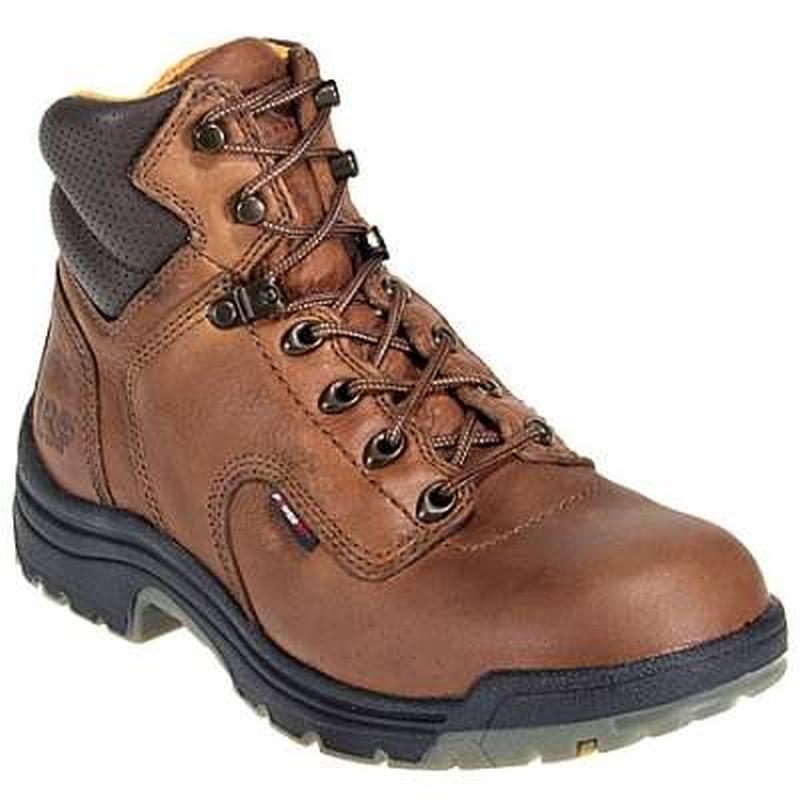 Timberland Women S 6 Inch Titan Soft Toe Work Boots 55398