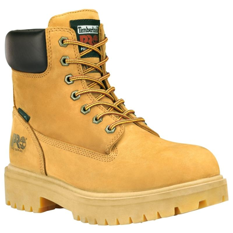 Timberland Pro Waterproof 6 in 200g Thinsulate Steel Toe 65016