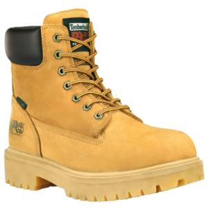 Timberland Men's Pro Waterproof 6 inch 200g Thinsulate Steel Toe Work Boots