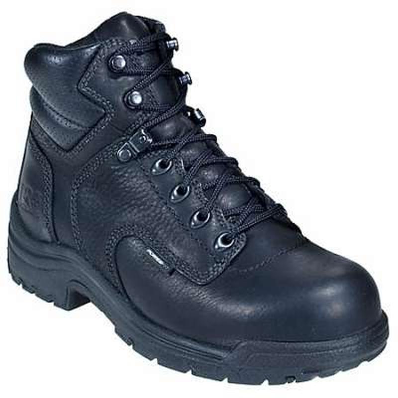 Timberland Women S Pro 6 Inch Titan Steel Toe Work Boots 72399