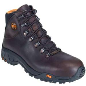 Timberland Pro Mens 6 in.TiTAN Trekker Waterproof Alloy Safety Toe Boots