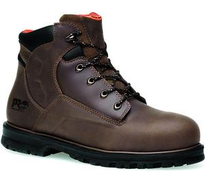 Timberland Men's Pro Magnus 6 inch  Soft Toe Work Boot