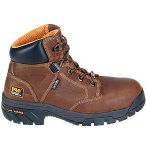 Timberland Men's PRO TiTAN Safety Toe Helix 6-Inch WP Boot