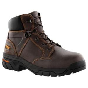Timberland Men's Pro 6 in. TiTAN Helix Steel Toe Boot