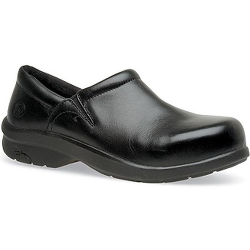 Women S Timberland Pro Newbury Slip On Alloy Toe Work Shoes