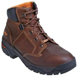 Timberland Men's Pro 6 in. Helix Waterproof Soft Toe Work Boot