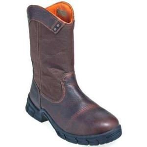 Timberland Pro Mens Excave Steel Toe Wellington Boots