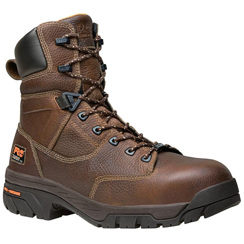 Timberland Men S Pro 8 In Helix Wp Composite Toe Boots 87566