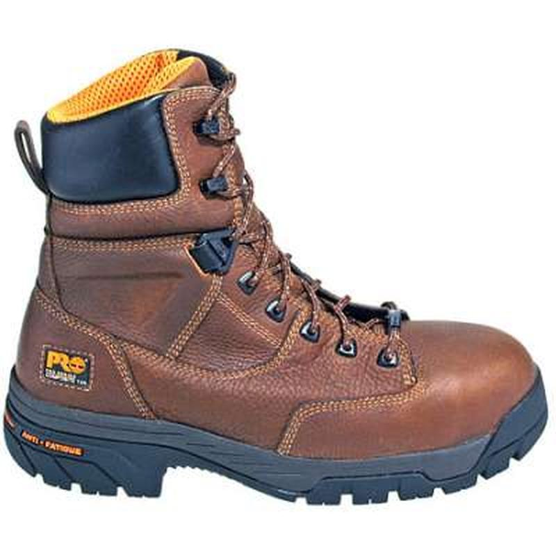 Timberland Men's Pro 8 in. Helix Waterproof Soft Toe Boots