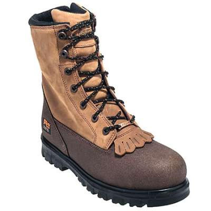 Timberland Pro 8 in. WP Rigmaster Lace Rigger Side-Zip Steel