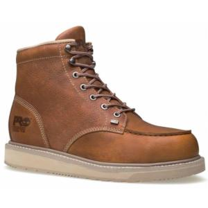 Timberland 6 In Barstow Wedge Safety Toe Boot