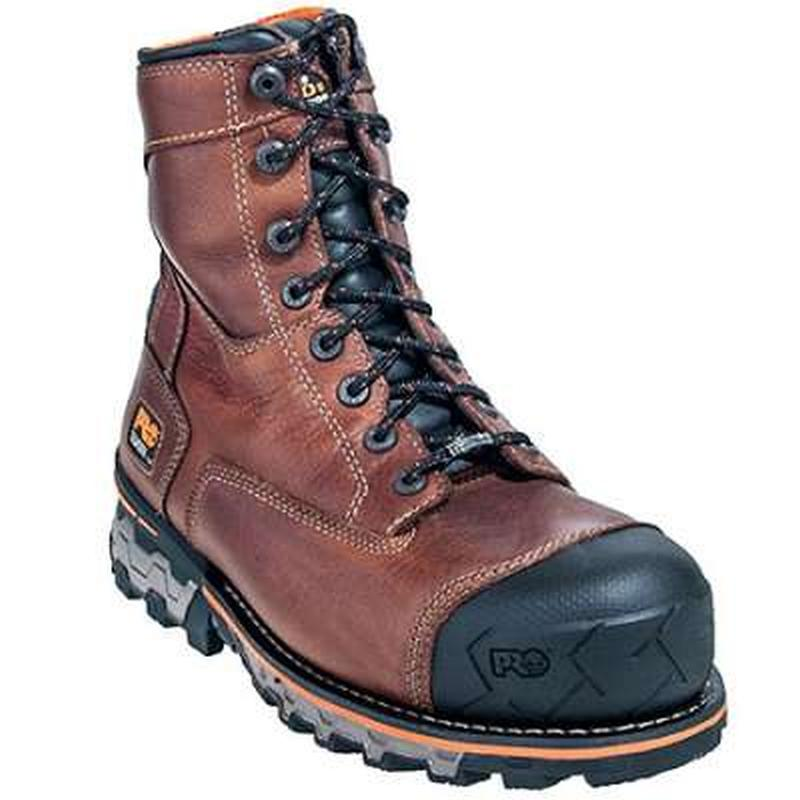 Timberland Pro Boondock 8 Inch Insulated Composite Toe