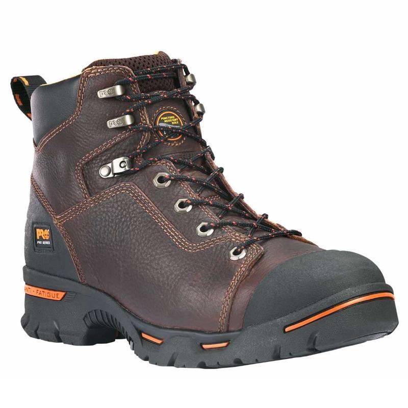 Timberland Men S Pro Endurance 6 Inch Work Boots 89631