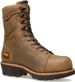 Timberland Pro 9 in. Rip Saw Waterproof Insulated Composite Toe Logger 89656