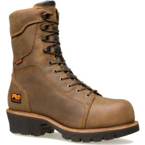 Timberland Pro 9 in. Rip Saw Waterproof Insulated Composite Toe Logger