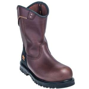 Timberland Pro Mens Boomtown Waterproof Alloy Safety Toe Wellington Boots