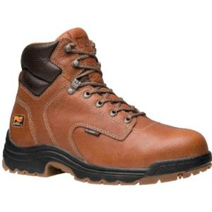 Timberland Pro Mens 6 in. TiTAN Composite Safety Toe Boots