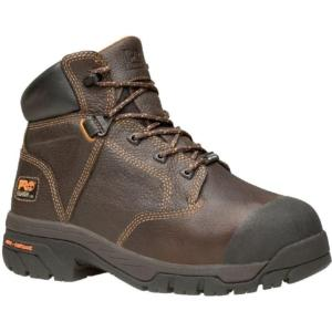 Timberland Pro Mens 6 in. TiTAN Helix Composite Safety Toe Met Guard