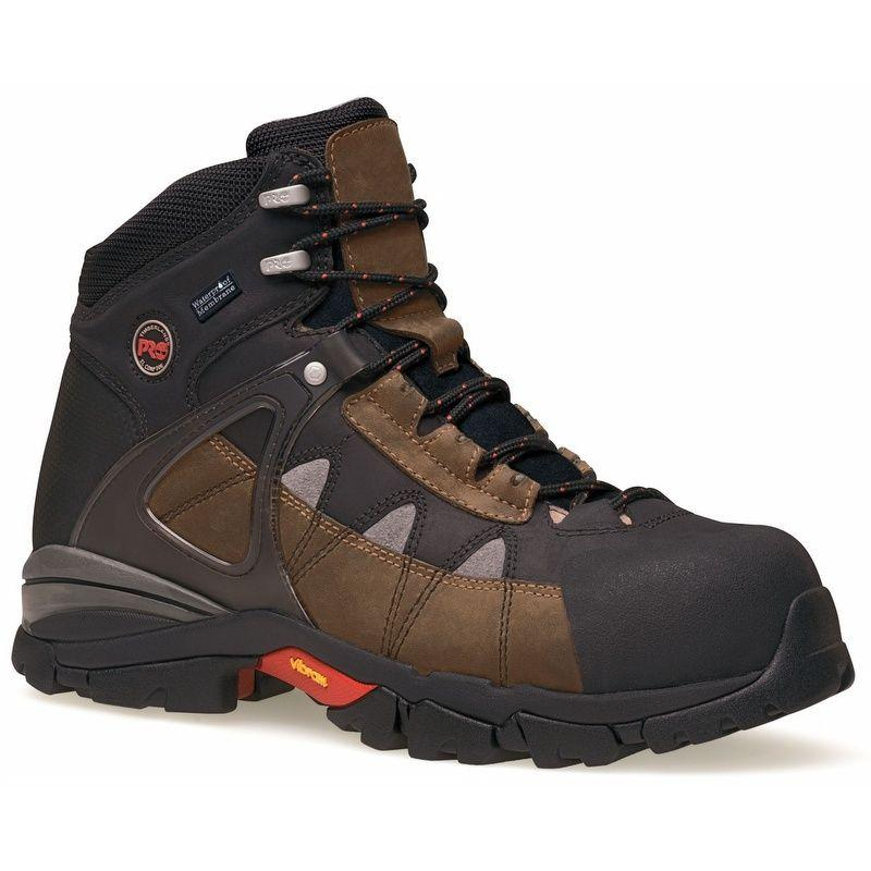 Timberland Pro Men S 6inch Hyperion Hiker Safety Toe Boots