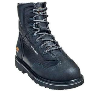 Timberland Pro Mens 8 in. Internal Met Guard Steel Toe Boots