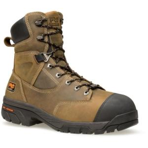 Timberland Pro 8 in. Helix Waterproof Insulated Composite Toe Boots