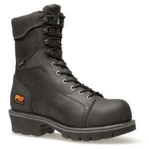 Timberland Pro 9 in. Rip Saw Waterproof Composite Toe CSA Logger