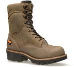Timberland Pro 9 in. Industrial Outdoor Rip Saw Waterproof Steel Toe Logger 91640