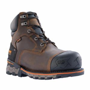 Timberland Pro 6 in.Waterproof Boondock Composite Toe Boot