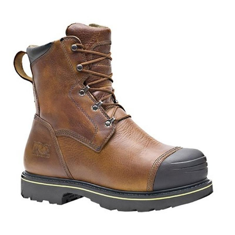 Timberland Men's Pro  10 inch Steel Toe Warrick Boots