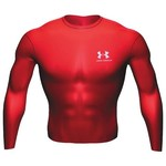 Under Armour Men's Heat Gear Sonic Long Sleeve T (1236223) 1201163